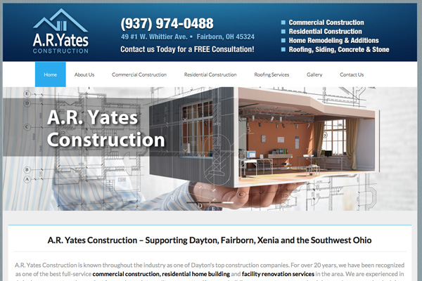 A R  Yates Construction | Commercial & Residential